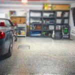 installation plancher garage epoxy