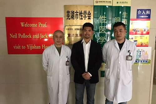 dr chang training in china for shang ring
