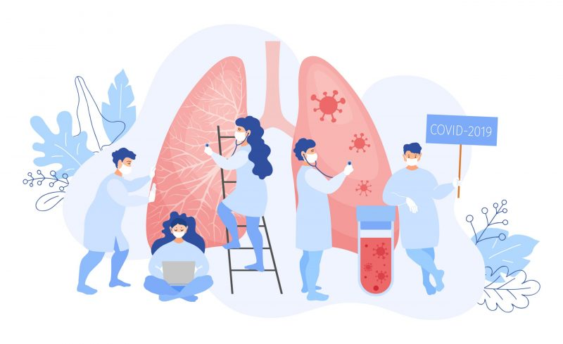 infectious pulmonary disease research