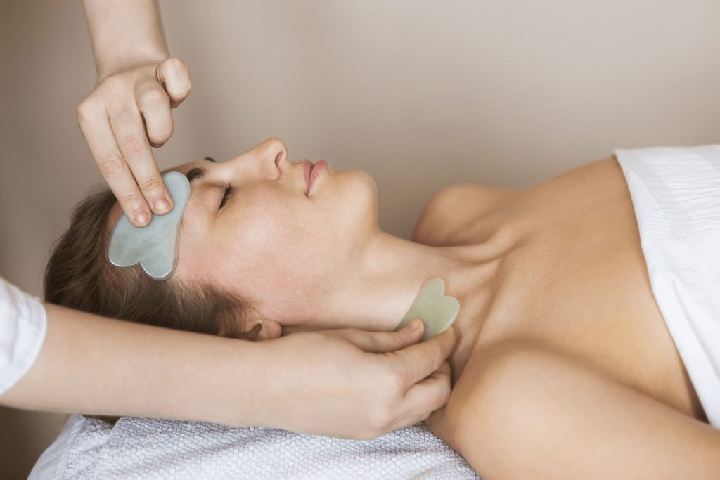 chinese facelift gua sha in toronto